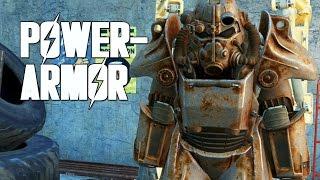 Fallout 4 - So funktioniert die Power-Rüstung