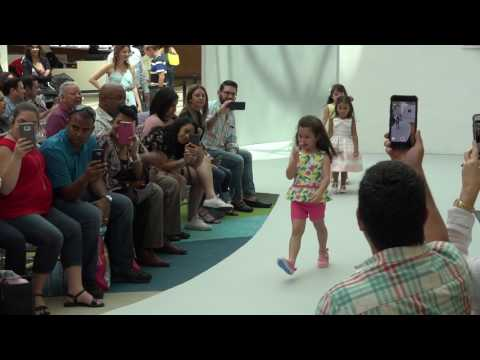 Ivanna en Mall of San Juan Fashion Week