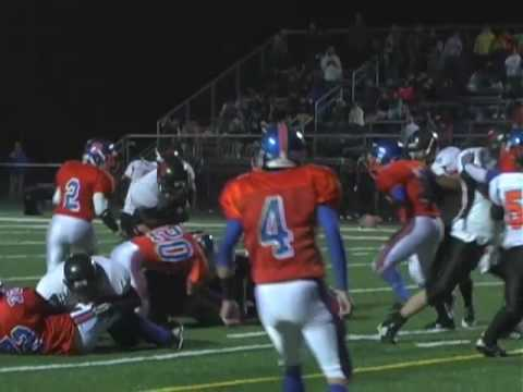 Fennville at Saugatuck football highlights