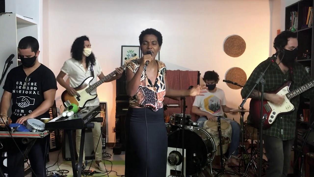O Tempo - Marcela Bonfim  & A GiG Soul Preta!