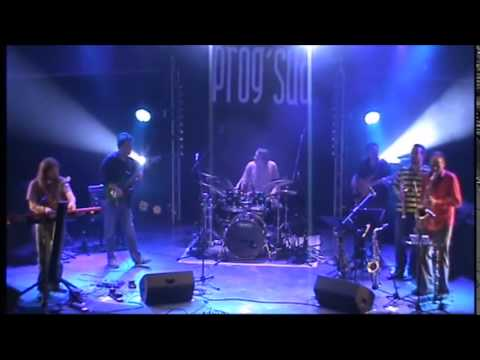 The Wrong Object - Live at Prog Sud May 2014