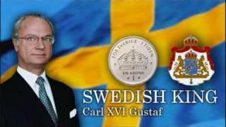 Kungasången    (King of sweden - Song)