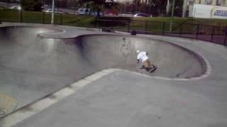 El Potrero Skatepark - San Francisco, Ca.