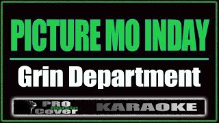 Picture Mo Inday - Grin Department (KARAOKE)