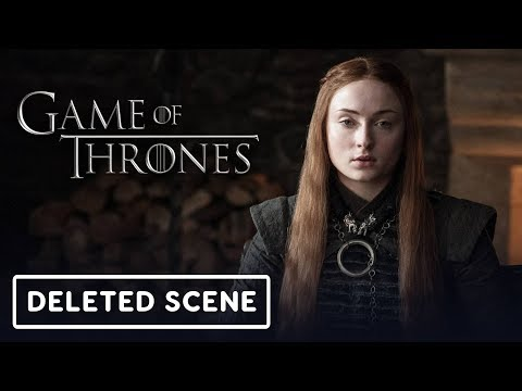 Game of Thrones Deleted Scene - Tyrion and Sansa Killing Wights