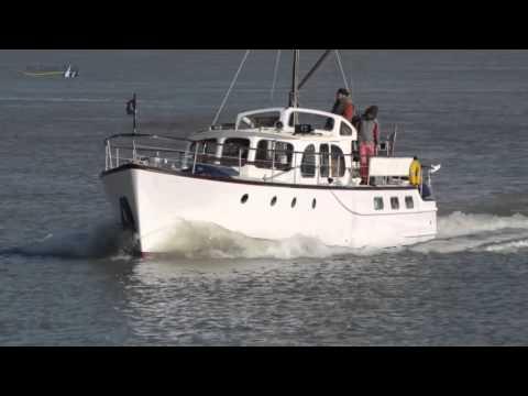 My Classic Boat.  Rampart 48 Malabar111