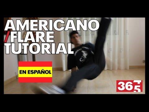 Tutorial - Flare / Molino americano (Break dance)