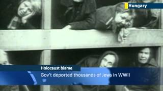 Hungarian Holocaust memorial plans slammed by Jewish leaders for placing blame solely on Nazis
