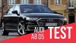 Audi A8 D5 (2018) - TEST | 4K