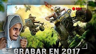 LOS MEJORES PROGRAMAS PARA GRABAR GAMEPLAYS 2017