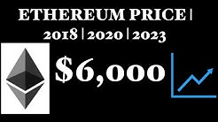 ETHEREUM | MY RESEARCH | PRICE PREDICTION | 2018 | 2020 | 2023