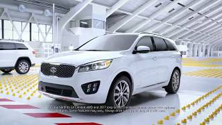 2017 KIA Sorento Rubber Ducks Commercial