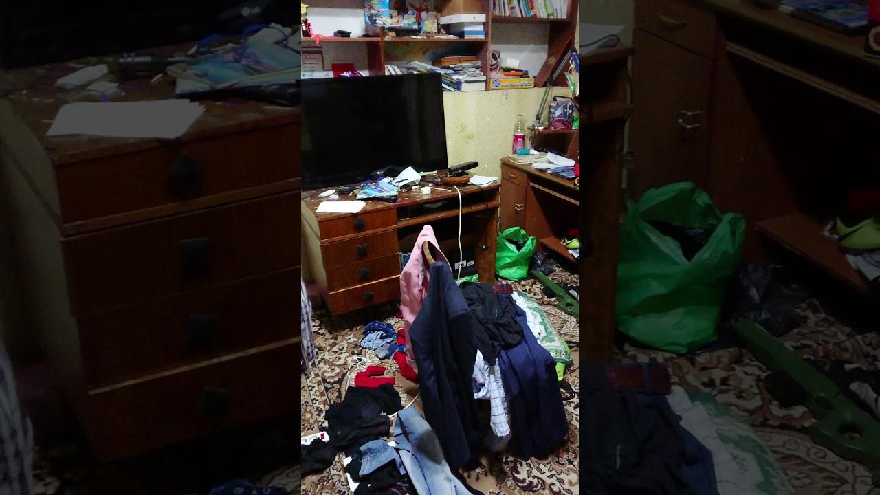 Красивая комната парня 18 лет