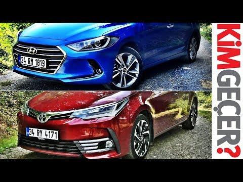 Hyundai Elantra mı Toyota Corolla mı?