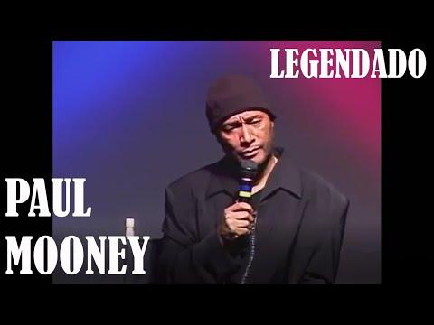 Paul Mooney - Analisando a América Branca (Legendado)