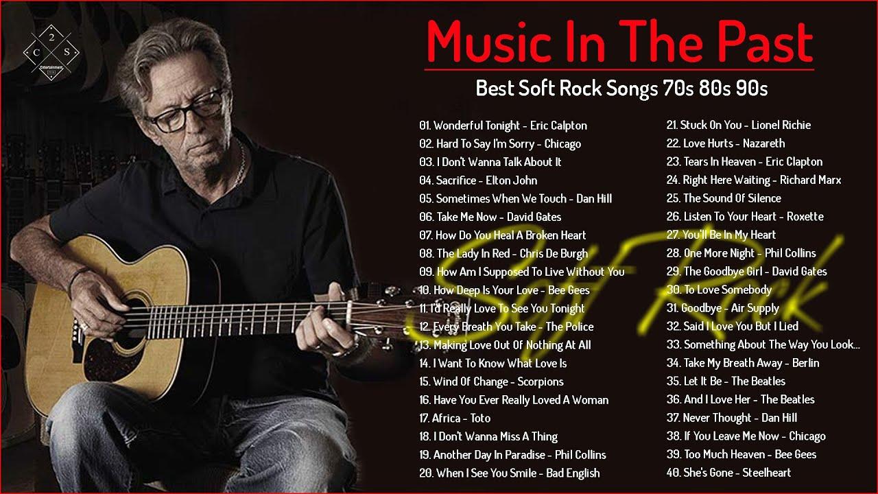 Best Soft Rock Songs 70s 80s Ever | Rod Stewart, Air Supply, Bee Gees, Phil Collins, Lobo, Scorpions