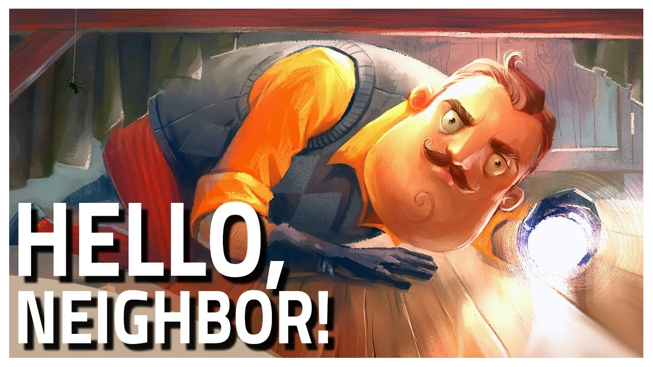 Hello Neighbor Gameplay Breaking Into The Wrong House