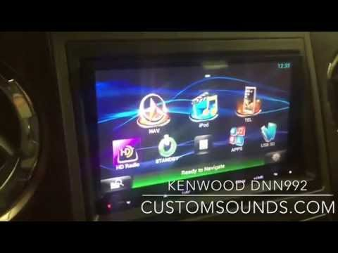 Kenwood DNN992 Quick Preview