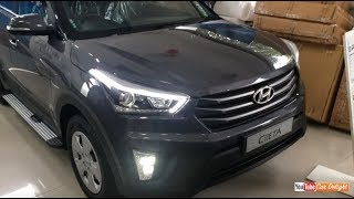 Hyundai Creta E Model Modified Interior and Exterior