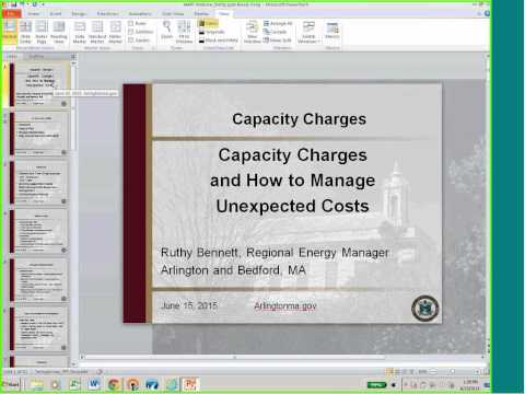 Addressing the Looming Capacity Charge Increase