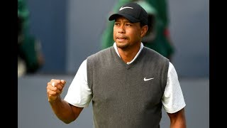The 147th Open - Tiger Woods Saturday highlights