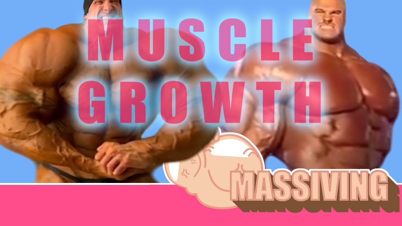 [Muscle Growth] - Massive muscle growth Vol.5