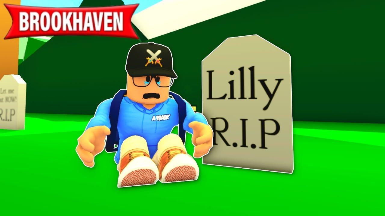 Download Lilly ist gestorben.. Brookhaven Story Roblox Deutsch