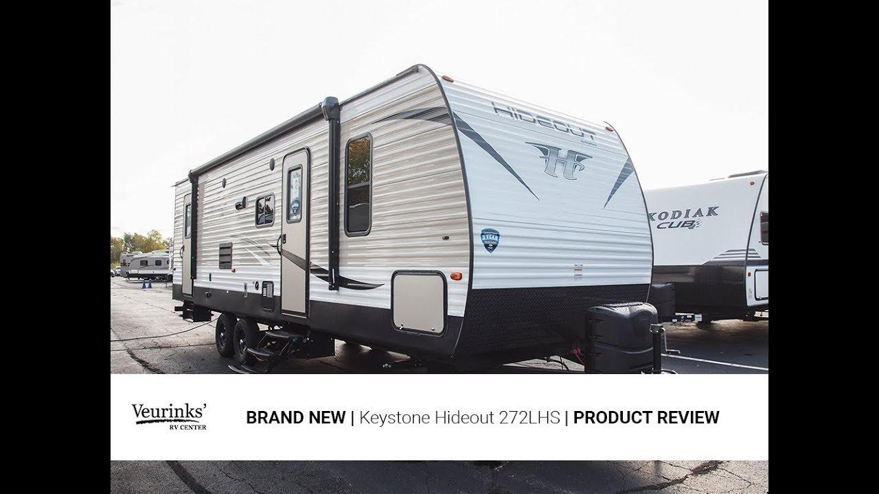 2018 Keystone Hideout 272lhs Bunk Bed Travel Trailer Veurinks