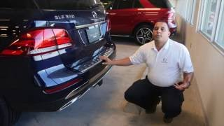 2016 Mercedes-Benz GLE-Class GLE350 Features - from Mercedes Benz of Scottsdale -