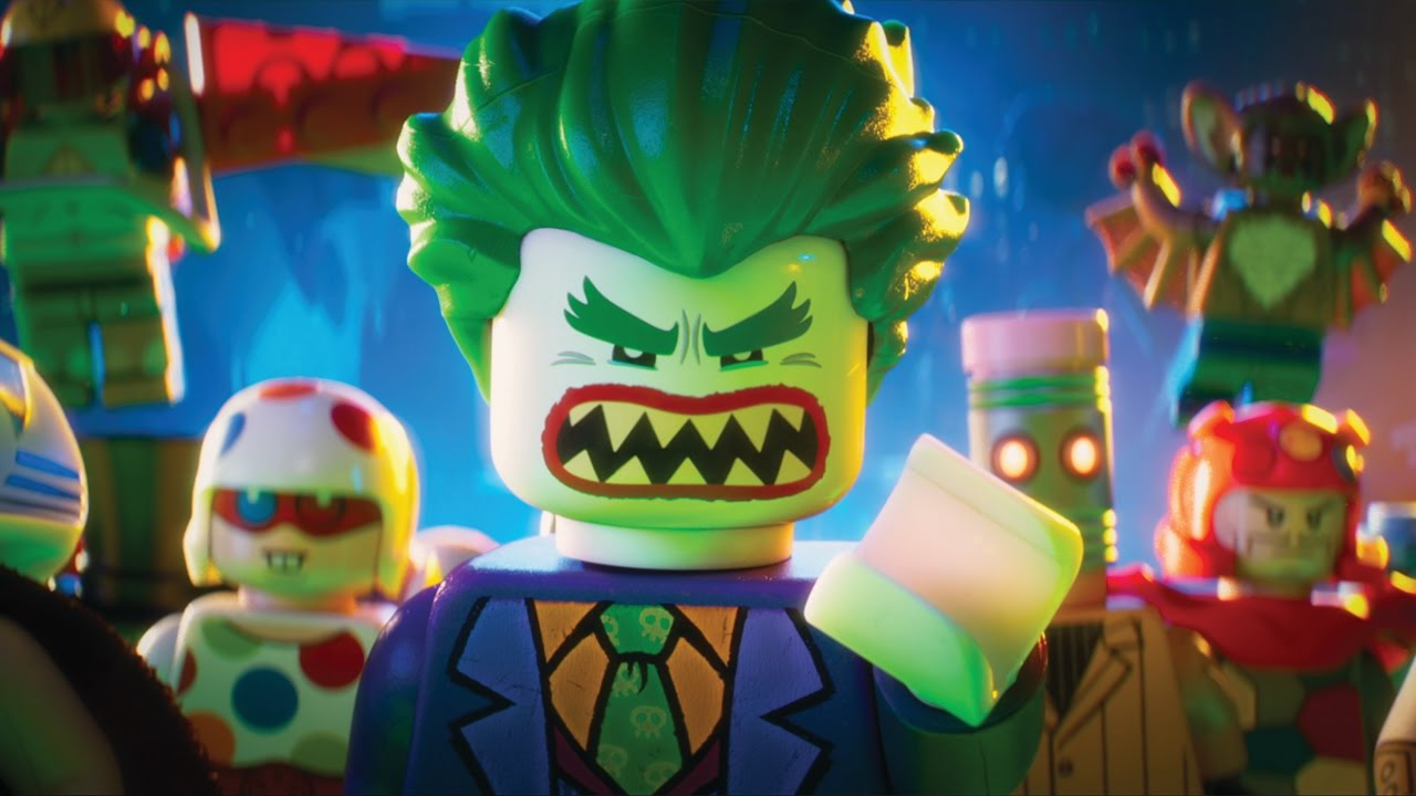 lego batman movie reseña versus