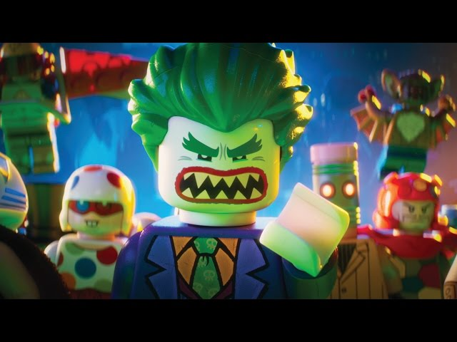LEGO Batman Movie Video 3