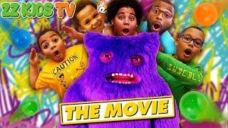 Monster Dude Pranks ZZ Dad The Movie! (Parts 1, 2, & 3)