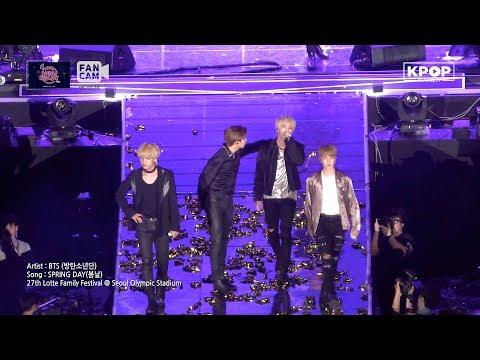 Download Bts 방탄소년단 Fake Love Lotte Family Concert D1