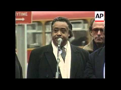 USA: NEW YORK POLICE OFFICERS ACQUITTAL LATEST