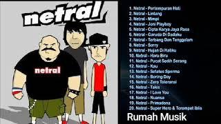 Gambar cover THE BEST 20 LAGU NETRAL TERPOPULER FULL ALBUM | Rumah Musik