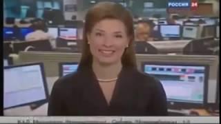 Самые смешные ляпы в прямом эфире новостей
