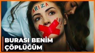 Melisa ve Tuğçe, Nazlıyı Tuvalete Kilitlediler - Güneşin Kızları 20..Bölüm