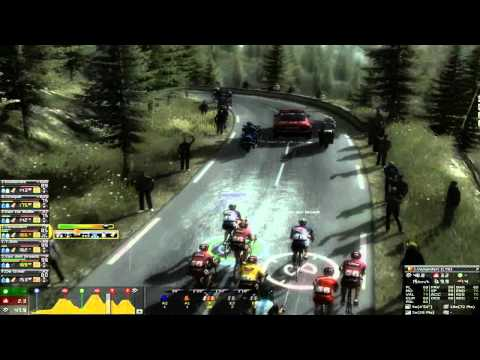 Pro Cycling Manager 2012: Tour De France. Lotto-Belisol: A l'attaque de l'étape Reine! #16