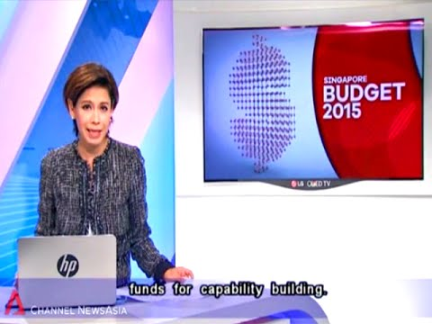 Channel News Asia - Singapore Budget 2015,