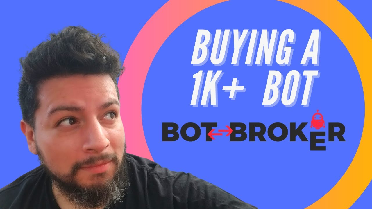 Buying A 1k Bot On Botbroker Leaving Sneakers Ep 6 Youtube Submitted 1 year ago by middleclub2. buying a 1k bot on botbroker