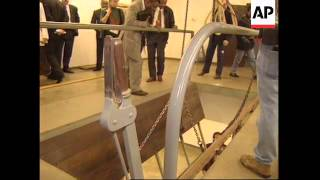 SOUTH AFRICA: NOTORIOUS DEATH ROW GALLOWS TO BE DISMANTLED