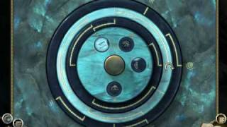 The Clockwork Man: The Hidden World - Solution for the Spindle Disks Puzzle