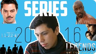 8 Increibles series de estreno este 2016 - Gerardo Vazquez