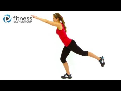 Booty Shaper Workout - Glute and Thigh Exercises for a Bigger Butt