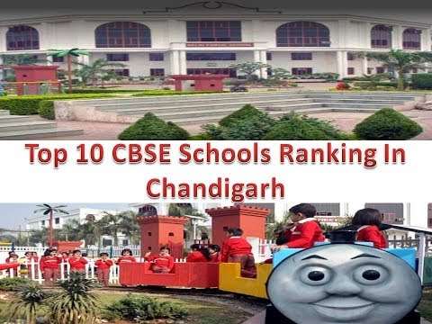 Top 10 CBSE Schools Ranking In Chandigarh