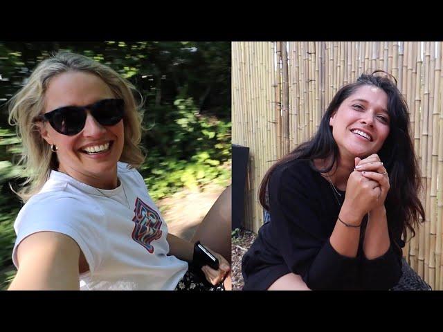 Lachen op camping Bakkum met Rachel & Willem!  | Sanny zoekt Geluk
