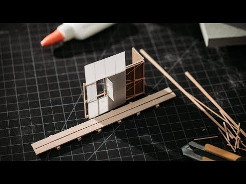 Architecture Model Making Tips - Part 2