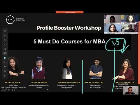 CAT 2020 – Best course for Profile – ( Blockchain | Digital Marketing | Leadership )