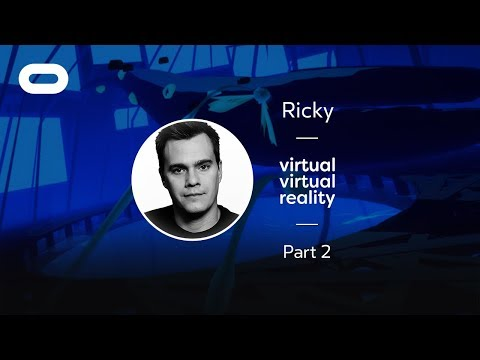 Virtual Virtual Reality | VR Playthrough - Part 2 | Oculus Rift Stream with RickyFTW