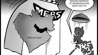 Piliin mo ang Pilipinas editorial cartoon by Bladimer Usi